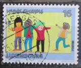 Poštovní známka Lucembursko 1996 Kresba, Michele Dockendorf Mi# 1398