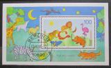Poštovní známka Německo 1995 Pro děti Mi# Block 34
