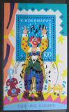 Poštovní známka Německo 1993 Pro děti Mi# Block 27