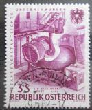 Poštovní známka Rakousko 1961 Znárodněný průmysl Mi# 1095