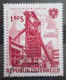Poštovní známka Poštovní známka Rakousko 1961 Znárodněný průmysl Mi# 1094