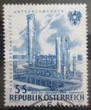 Poštovní známka Rakousko 1961 Znárodněný průmysl Mi# 1096