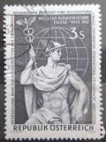 Poštovní známka Rakousko 1961 Merkury Mi# 1097
