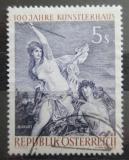 Poštovní známka Rakousko 1961 Umění, Hans Makart Mi# 1090