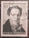 Poštovní známka Rakousko 1965 F. G. Waldmuller, malíř Mi# 1193