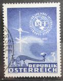 Poštovní známka Rakousko 1965 ITU, 100. výročí Mi# 1181