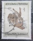 Poštovní známka Rakousko 1969 Umění, Rembrandt Mi# 1308