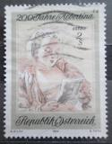 Poštovní známka Rakousko 1969 Umění, Rembrandt Mi# 1313