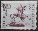 Poštovní známka Rakousko 1971 Umění, Matthias Steinle Mi# 1356