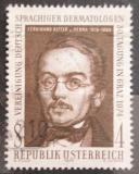 Poštovní známka Rakousko 1974 Ferdinand Ritter, dermatolog Mi# 1462