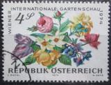 Poštovní známka Rakousko 1974 Květiny Mi# 1446