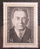 Poštovní známka Rakousko 1974 Franz Schmidt, skladatel Mi# 1473