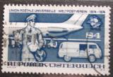 Poštovní známka Rakousko 1974 UPU, 100. výročí Mi# 1467
