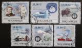 Poštovní známky Mosambik 2009 Mezinárodní polární rok Mi# 3462-67 Kat 10€