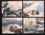Poštovní známky Guinea-Bissau 2012 Fauna Mi# 6212-15