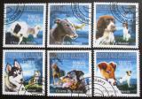 Poštovní známky Guinea 2009 Psi Mi# 7198-7203