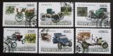 Poštovní známky Komory 2008 Stará auta Mi# 1825-30