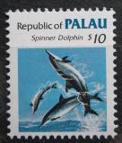 Poštovní známka Palau 1986 Delfín dlouholebý Mi# 105 Kat 22€