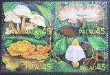 Poštovní známky Palau 1989 Houby Mi# 269-72