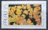 Poštovní známka Palau 1990 Korály Mi# 345