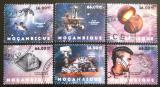 Poštovní známky Mosambik 2012 Průzkum Marsu Mi# 6265-70 Kat 14€