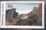 Poštovní známka Marshallovy ostrovy 1994 Historie Druhé světové války Mi# 500