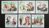 Poštovní známky Mosambik 2009 Císař Hirohito Mi# 3322-27
