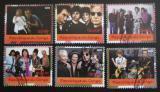 Poštovní známky Kongo 2009 The Rolling Stones