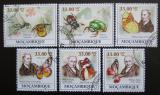 Poštovní známky Mosambik 2009 Hmyz, William Kirby Mi# 3399-3404