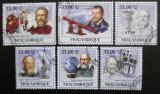 Poštovní známky Mosambik 2009 Galileo Galilei Mi# 3371-76