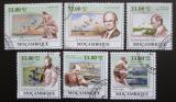Poštovní známky Mosambik 2009 Peter Scott Mi# 3448-53