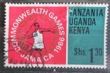 Poštovní známka K-U-T 1966 Hry Commonwealthu Mi# 154