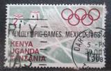 Poštovní známka K-U-T 1968 LOH Mexiko Mi# 179