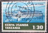 Poštovní známka K-U-T 1969 Loď Victoria Mi# 183