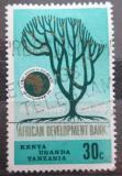 Poštovní známka K-U-T 1969 Rozvojová banka Mi# 193