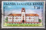 Poštovní známka K-U-T 1972 Univerzita v Kampale Mi# 244
