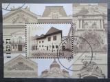 Poštovní známka Maďarsko 2013 Košice Mi# Block 354