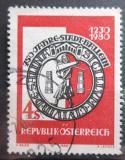 Poštovní známka Rakousko 1980 Hallein, 750. výročí Mi# 1637