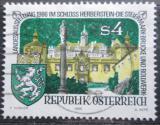 Poštovní známka Rakousko 1986 Zámek Herberstein Mi# 1847