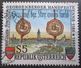 Poštovní známka Rakousko 1986 Georgenbergský pakt Mi# 1855