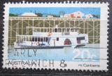 Poštovní známka Austrálie 1979 Dopravní parník Mi# 668
