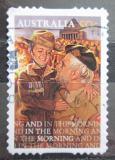 Poštovní známka Austrálie 2008 ANZAC Mi# 3002