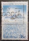 Poštovní známka Australská Antarktida 1986 Charlesova hora Mi# 73