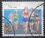 Poštovní známka Austrálie 1990 Běh pro radost Mi# 1186
