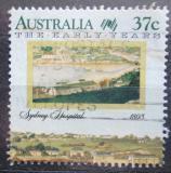 Poštovní známka Austrálie 1988 Nemocnice v Sydney Mi# 1110