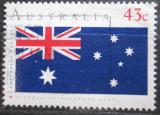 Poštovní známka Austrálie 1991 Státní vlajka Mi# 1233
