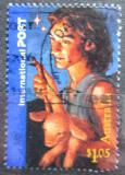 Poštovní známka Austrálie 2006 Vánoce, umění Mi# 2748