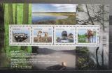 Poštovní známky Kanada 2012 Mláďata Mi# Block 153