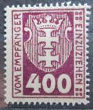 Poštovní známka Danzig 1921 Státní znak, doplatní Mi# 11 Kat 4.50€