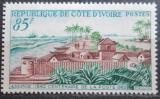 Poštovní známka Pobřeží Slonoviny 1962 Pevnost Assinie Mi# 240
